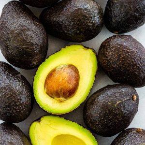 magnesium in avocado