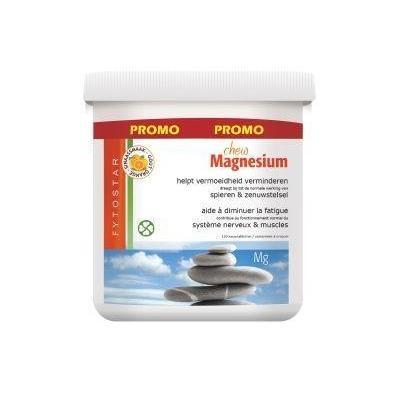 Fytostar | Magnesium Kauwtabletten | 120 tabletten