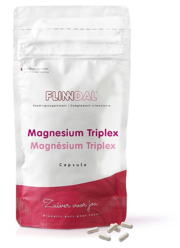 Flinndal | Magnesium Triplex | 90 tabletten