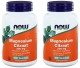NOW | Magnesium Citraat 200mg | 200 tabletten